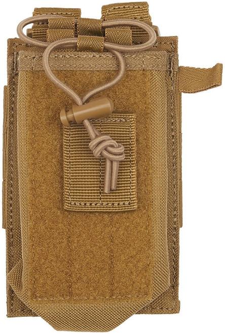 Radio Pouch Sandstone