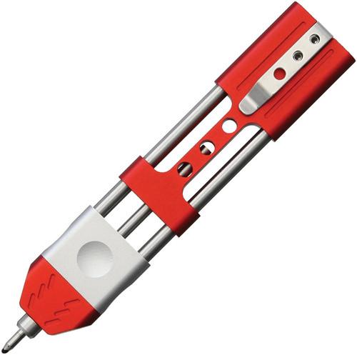 Ko-Axis Rail Pen Red