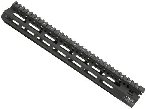 "BCM GUNFIGHTER MCMR M-LOK Compatible Modular Rail for AR15 Rifles (Length: 13"")"