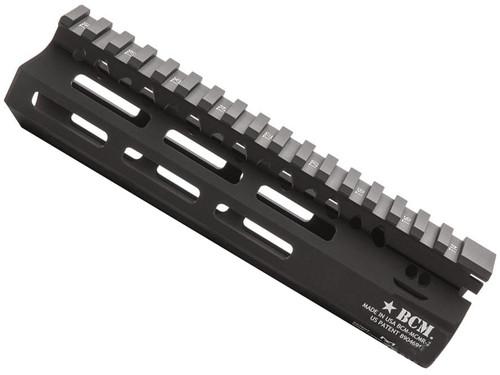 "BCM GUNFIGHTER MCMR M-LOK Compatible Modular Rail for AR15 Rifles (Length: 7"")"