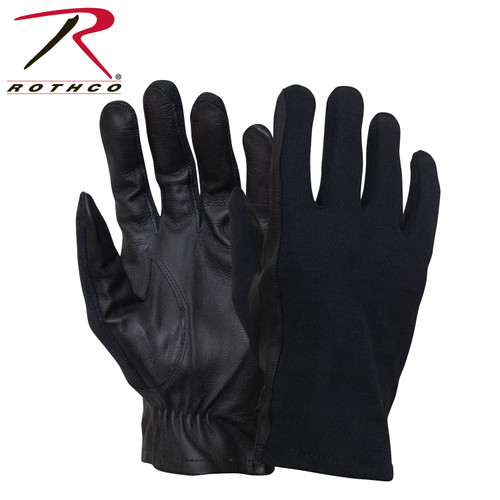 Kevlar & Leather Tactical Gloves