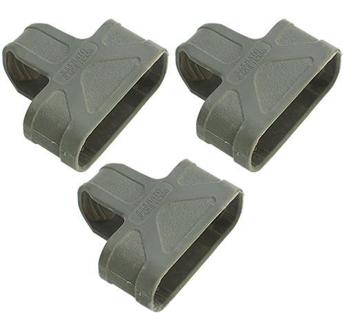 MAGPUL Magazine Assist for 5.56 Magazines (Color: OD Green / Set of 3)