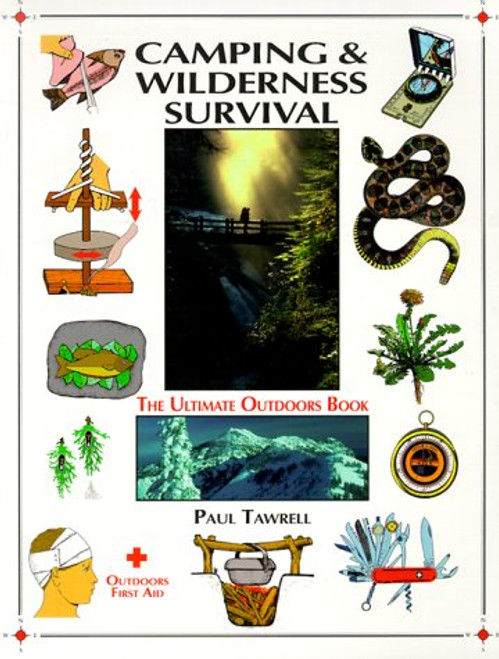 Camping & Wilderness Survival Book