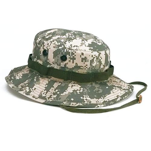Hero Brand Boonie Hat - ACU Camo