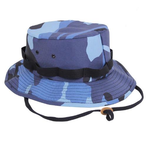Hero Brand Boonie Hat - Sky Blue