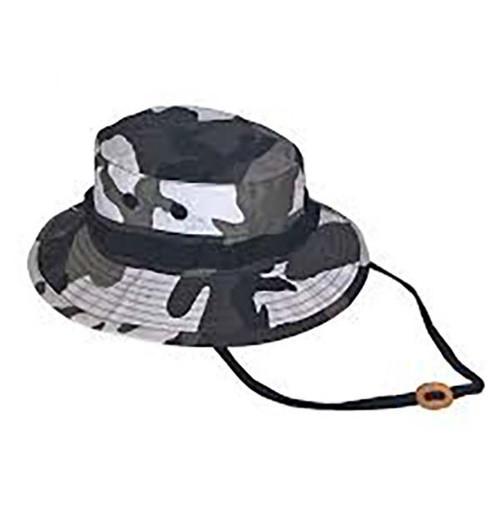 Hero Brand Boonie Hat - Urban Camo