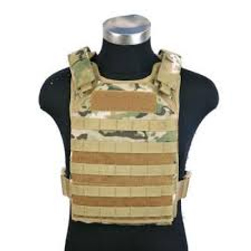 PANTAC Molle Tactical Plate Carrier