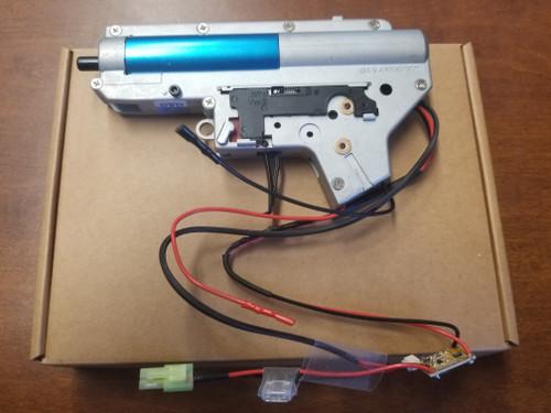 Complete G&G ETU Gearbox w/ Mosfet - SR Series
