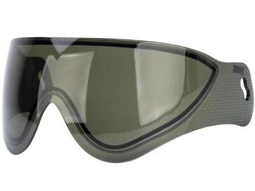 WARQ Dual-Pane Lens for WARQ Helmet Systems (Color: Smoke)