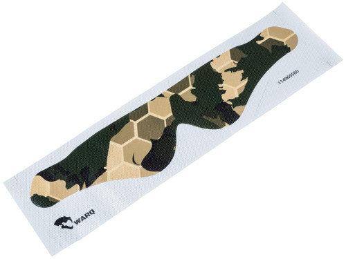 WARQ Printed Lens Screen for WARQ Helmets (Color: SP 114969560)
