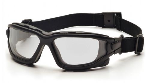 Clear Dual Pane H2X Anti-Fog Lens