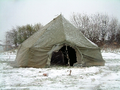 10 Man Canadian Arctic Bell Tent - AS IS