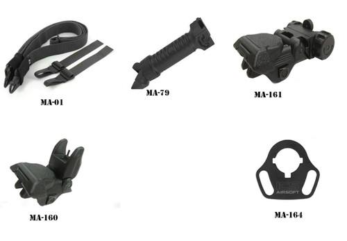 ICS M4 Upgrade Kit