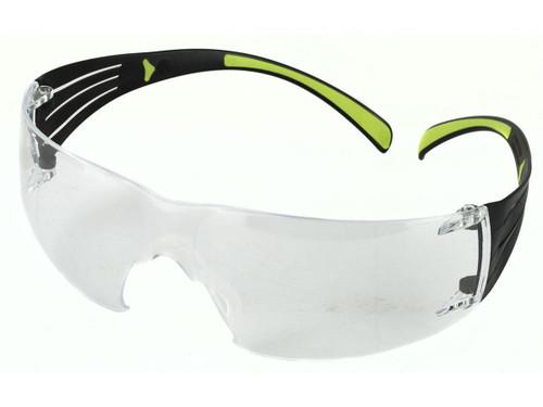 3M Peltor SecureFit 400 Anti-Fog Lightweight Safety Glasses - Clear