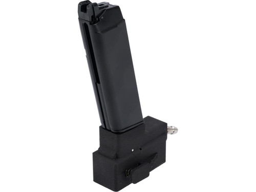 TAPP Airsoft Modular M4 Magazine Adapter for Gas Powered Airsoft Guns - Timberwolf / SAI BLU / ISSC M22