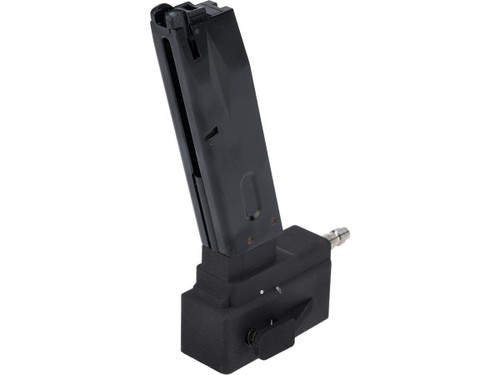 TAPP Airsoft Modular M4 Magazine Adapter for Gas Powered Airsoft Guns - Tokyo Marui / WE-Tech M9