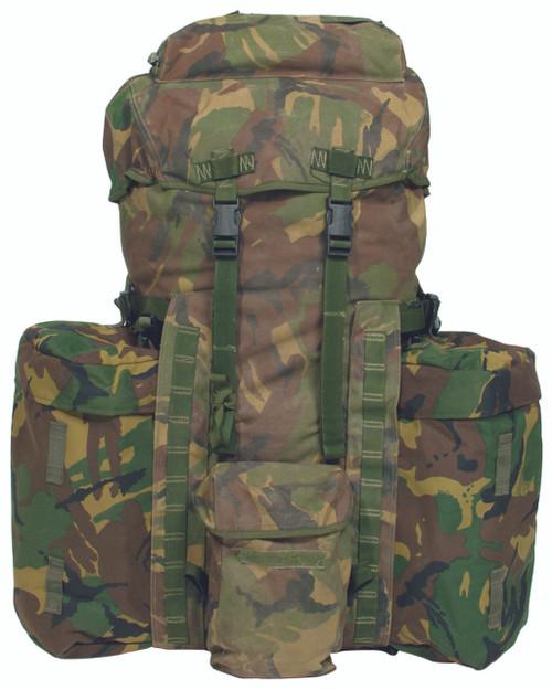 British Armed Forces PLCE DPM  Camo Rucksack