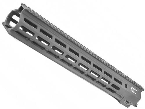 "GEISSELE Automatics Super Modular MK18 Rail w/ M-LOK - Black / 16"""