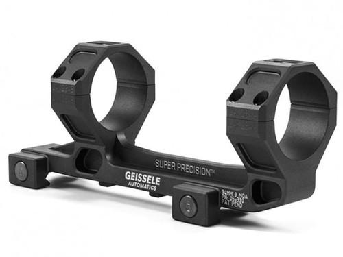 GEISSELE Automatics Super Precision SOPMOD Certified 34mm Mark 6 Scope Mount for SR-25 / AR-10 Rifles - Black