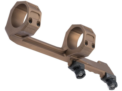 "GEISSELE Automatics Super Precision High-Power Rifle ""National Match"" Scope Mount - 30mm 1.3"" Height / Desert Dirt Color"