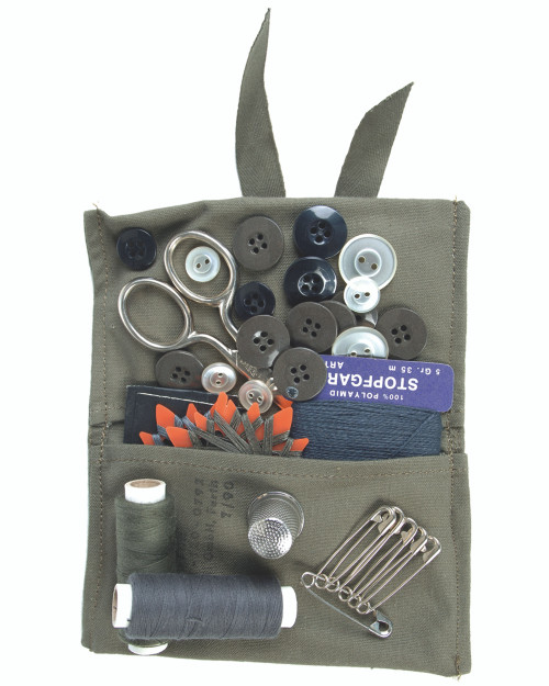 German Armed Forces Sewing Kit