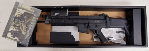 VFC SCAR-L MK16 STD - Black - BONEYARD