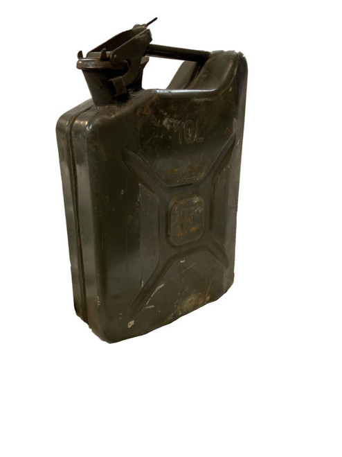 Czech Armed Forces  10 Litre Jerry Can
