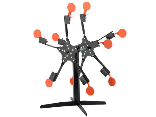 Big Bang Steel Target for Airguns - Double Texas Star