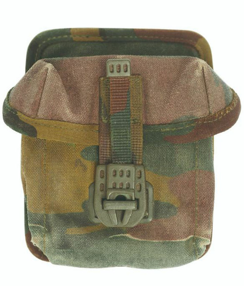 Belgium Armed Forces Camo Large Cartridge Pouch