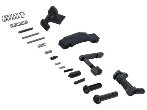 Geissele Automatics Ultra Duty Lower Parts Kit for AR15 Rifles - Black