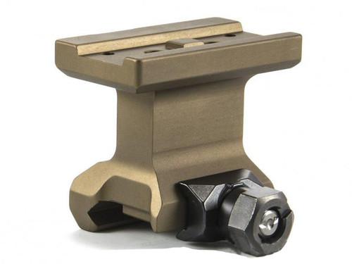 "Geissele Automatics Super Precision Aimpoint Micro T1 Optic Mount - Desert Dirt / 1.93"""