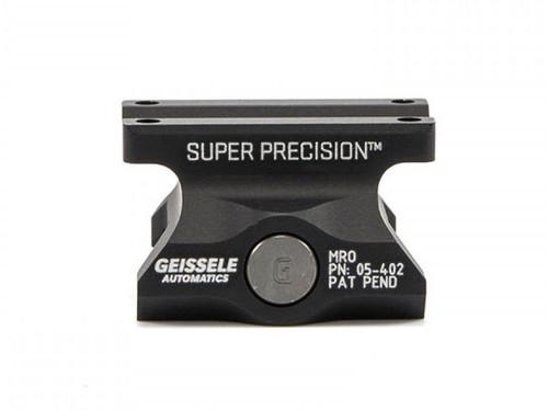 Geissele Automatics Super Precision Trijicon MRO Optic Mount - Black / Absolute Co-Witness