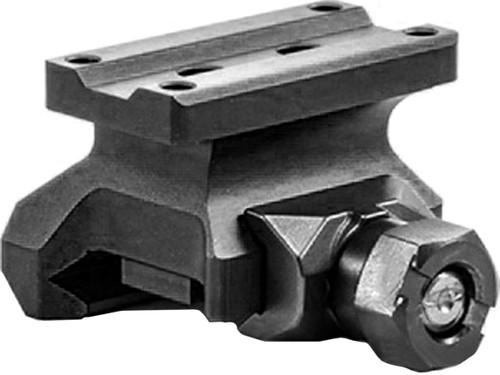 Geissele Automatics Super Precision Trijicon MRO Optic Mount - Black / Lower 3rd Co-Witness