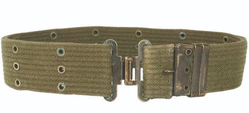 Belgium Armed Forces Olive Drab Combat Belt