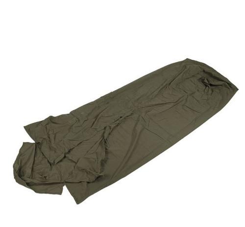 Belgium Armed Forces Olive Drab Carinthia Sleeping Bag Liner
