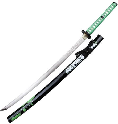 Handforged Samurai Sword ZB059GN