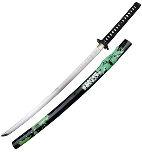 Handforged Samurai Sword ZB059BG