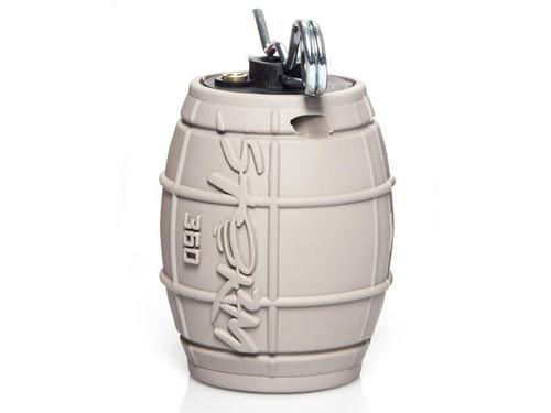 ASG Storm 360 Impact Gas Grenades - Urban Grey
