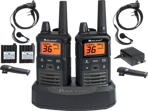 Midland X-TALKER T290VP4 GMRS Two-Way Radio