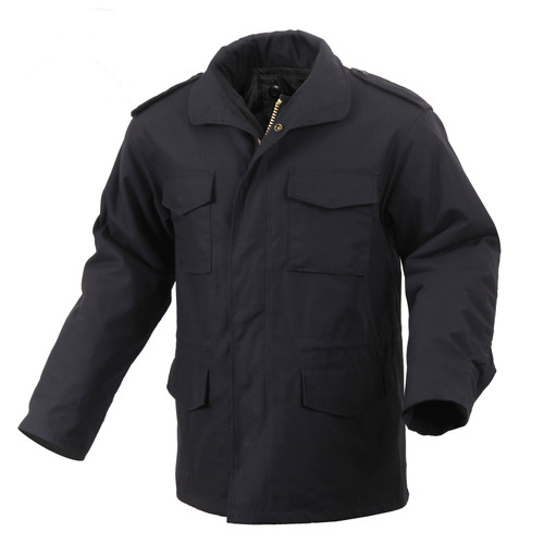 Hero Brand M-65 Field Jacket  w/Insulated Detachable Liner