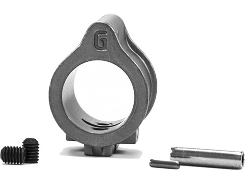 Geissele Super Gas Block for AR15 Rifles Stainless Steel - Non-Nitride Coated