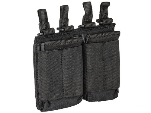 5.11 Tactical Flex Double AR Bungee Magazine Pouch - Black