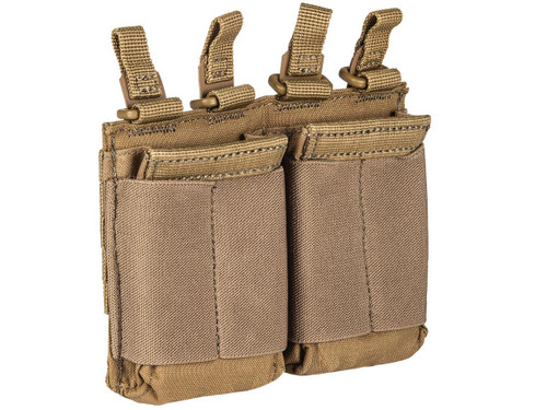 5.11 Tactical Flex Double AR Bungee Magazine Pouch - Kangaroo