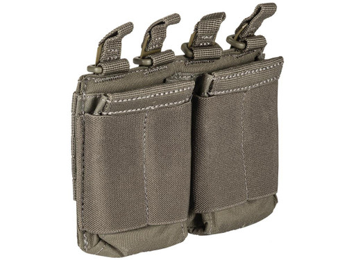 5.11 Tactical Flex Double AR Bungee Magazine Pouch - Ranger Green