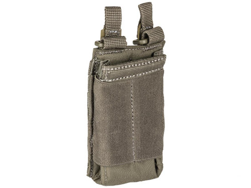 5.11 Tactical Flex Single AR Bungee Magazine Pouch - Ranger Green