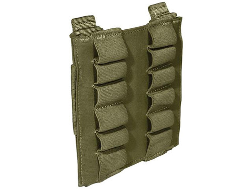 5.11 Tactical 12rd Shotgun Shell Pouch - Tac OD