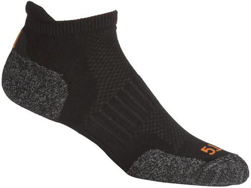 5.11 Tactical ABR Training Sock - Black