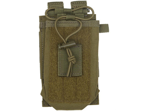 5.11 Tactical Radio Pouch - OD Green