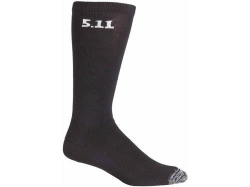 "5.11 Tactical 3-PACK 9"" Socks - Black"