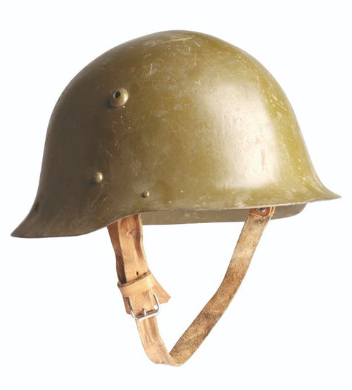 Bulgarian Armed Forces WWII Steel Helmet
